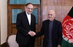 Ashraf Ghani receives credentials of Iran's new ambassador