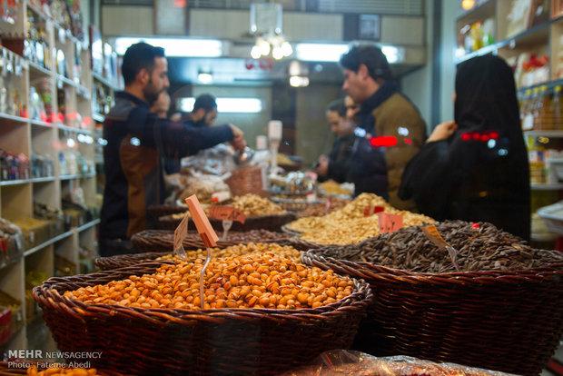 نظارت ویژه برای کنترل بیشتر بازار در آستانه شب یلدا در ورامین