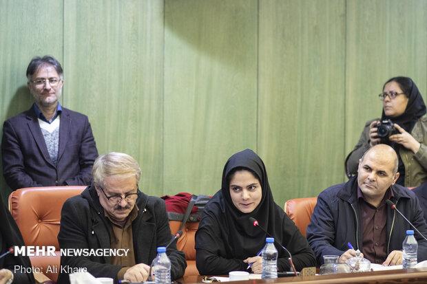 نشست خبری سرپرست وزارت جهاد کشاورزی