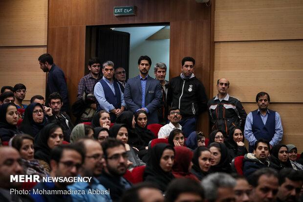 Welcoming back Prof. Soleimani at Tarbiat Modares University