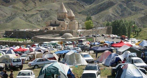 Travelers' camp to bring comfort to visitors of Saint Thaddeus monastery