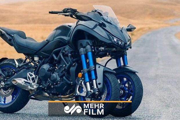 موتورسیکلتهای پرنده در آینده نه چنداندور