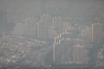 هوای تهران همچنان ناسالم برای گروه های حساس است