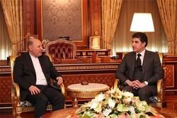 سهرۆكی ههرێمی كوردستان: پەیوەندییەکانی تاران و هەولێر پەرەی زیاتر دەسەنێت