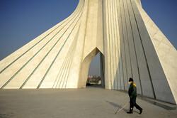 هوای تهران لب مرز آلودگی/شاخص روی ۹۹ قرار دارد