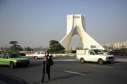 کاهش کیفیت هوای تهران نسبت به سال گذشته