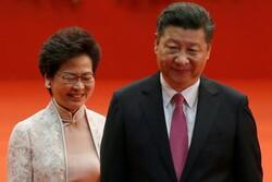 جامعه بینالمللی به قانون امنیت ملی چین احترام بگذارد