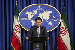 Iran will not give in to media fuss around jailed Australian national: spox