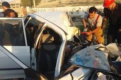 روزانه ۵۱ حادثه ترافیکی در استان بوشهر رخ داده است