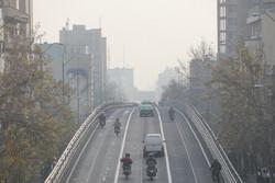 منطقه ۱۸، آلودهترین منطقه تهران/ پیشبینی تداوم آلودگی برای فردا