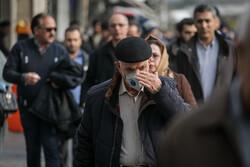 آلودگی هوا علت مراجعه ۱۳هزار و ۹۳۱نفر به اورژانس/تهرانی ها در صدر