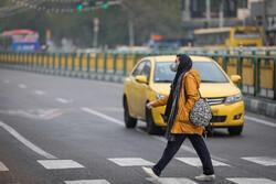 پایتخت در وضعیت نارنجی/ هوای تهران ناسالم شد