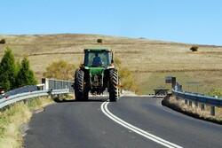 تراکتورهای حادثهساز در مسیر جاده بینالمللی خوشاب