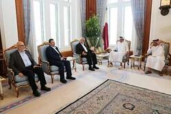 آنچه در دیدار هیات حماس به ریاست هنیه با امیر قطر گذشت
