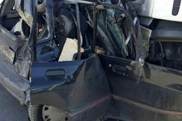 ۱۷۰ کیلومتر سرعت مرگ سرنشین پژو ۴۰۵ را در یزد رقم زد