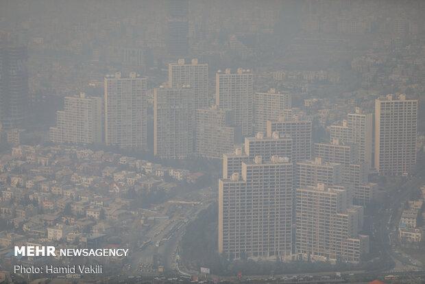 Tahran'da hava kirliliği tehlikeli düzeyde