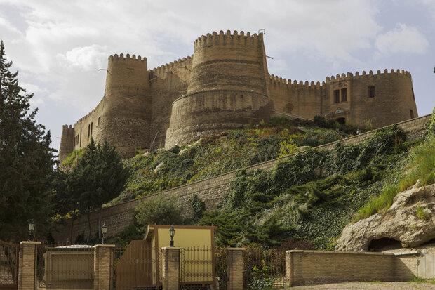 VIDEO: Earthquake leaves deep cracks on Sassanid-era fortress