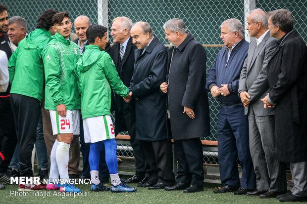کمک یک میلیارد تومانی وزارت ورزش به تیم فوتبال امید