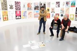 آثار ششمین دوسالانه طراحی گرافیک «سرو نقرهای» داوری شدند