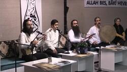 """Iranian music band """"Anu"""""""