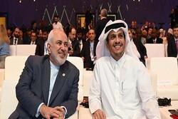 Qatar ready to mediate between Iran, Persian Gulf states: Qatari FM