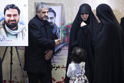 """تكريم عوائل شهداء """"حماية الأمن""""/صور"""