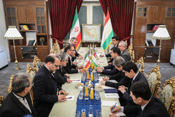 دیدار معاون دبیر شورای امنیت ملی تاجیکستان با علی شمخانی