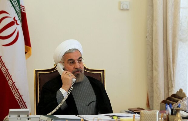 All must condemn US crimes, killings in region: Rouhani