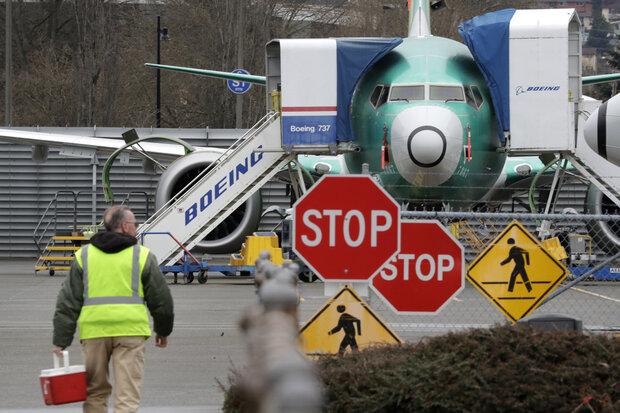 Boeing, tartışmalı uçak 737 Max'ın üretimini durdurdu