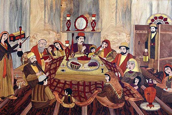 چله نشینی در فرهنگ آذربایجان غربی/یلدا شبی برای دورهمی