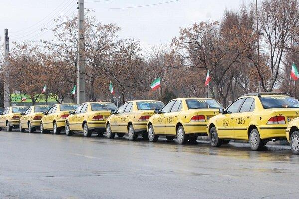 نخستین مرکز تاکسی بی سیم دیجیتال رشت افتتاح شد