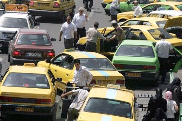 نرخ کرایه تاکسیهای قم تا پایان امسال افزایش نمییابد