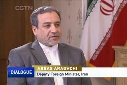 عراقجي: طهران ليست مستعدة للتفاوض مع أمريكا بتاتاً