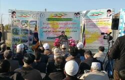 ۵۰۰ واحد مسکونی در مناطق سیل زده گلستان تحویل مردم شد