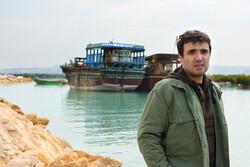 فیلمبرداری «نیلگون» به خلیج فارس رسید