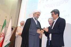 پژوهشگران و مؤلفان آثار برگزیده «سمت» تقدیر شدند