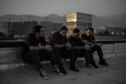 successful Tehran-based post-rock band