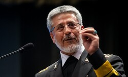 Iran proud of presence in intl. waters: Sayyari