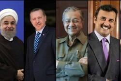 کوالالمپور اجلاس پر سعودی عرب کا غم و غصہ اور برہمی/ اسرائیل پر خوف و ہراس طاری