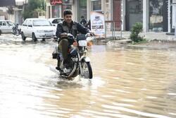 آبادان میں بارش کے 2 دن بعد کی صورتحال