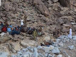 سعودی عرب نے مکہ کی پہاڑیوں سے 80 پاکستانی مزدوروں کو گرفتار کرلیا
