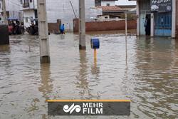 آبادان میں شدید بارش نے حکام کی غفلت کو نمایاں کردیا