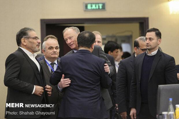 """اجتماع """"الحوار الاقليمي حول محور افغانستان"""""""