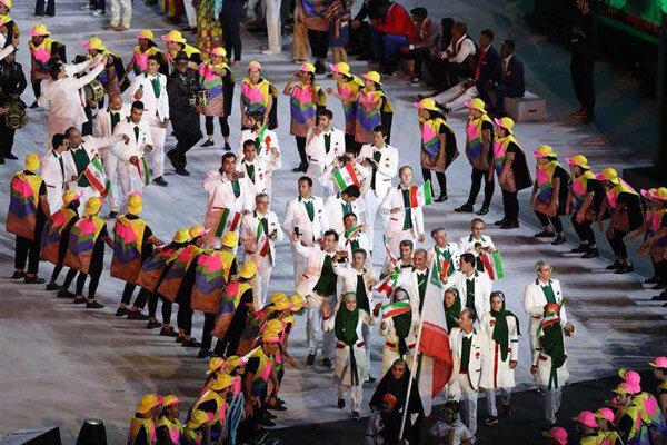 ترکیب «ست»های لباس کاروان المپیک سهشنبه نهایی میشود
