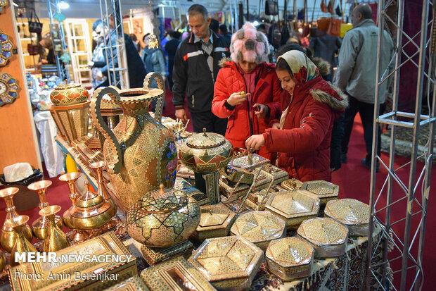 یازدهمین نمایشگاه گردشگری پارس در شیراز