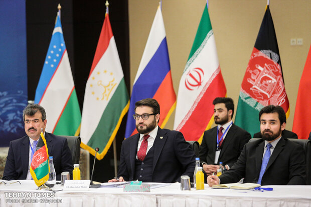 Security dialogue on Afghanistan kicks off in Tehran