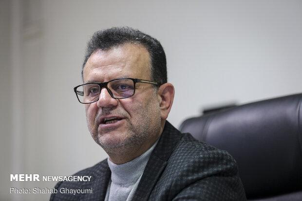 گفت و گو با منصور میرمرادی