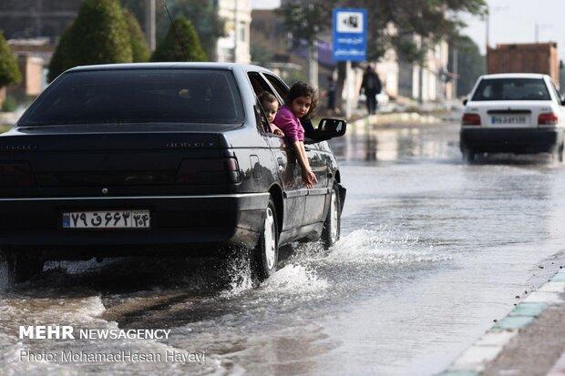 بارندگیهای شدید با تمرکز بر بندرعباس در انتظار هرمزگان است