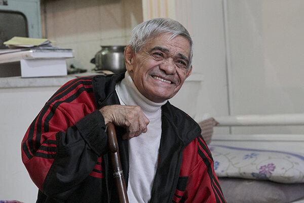 Ex-Iran wrestler Khodabandeh passes away