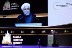 Rouhani calls on Muslim states to end US dollar domination